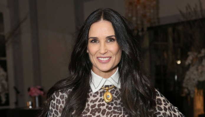 Demi Moore honored by Visionary Women