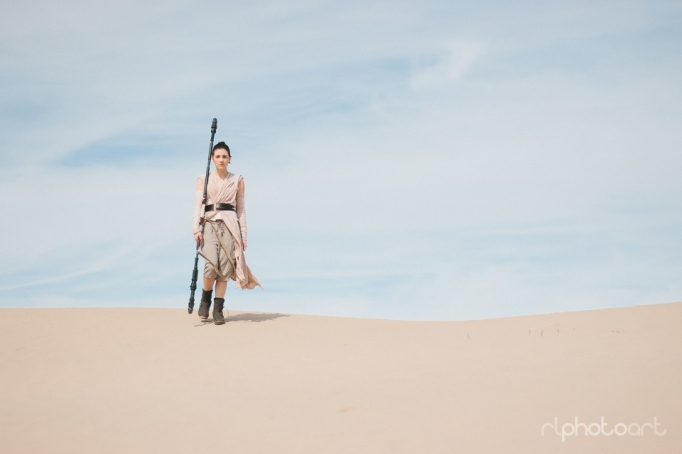 Star Wars engagement photos