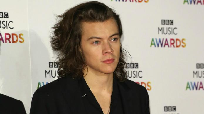 Harry Styles celebrated his b-day with