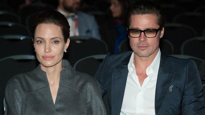 Angelina Jolie & Brad Pitt release