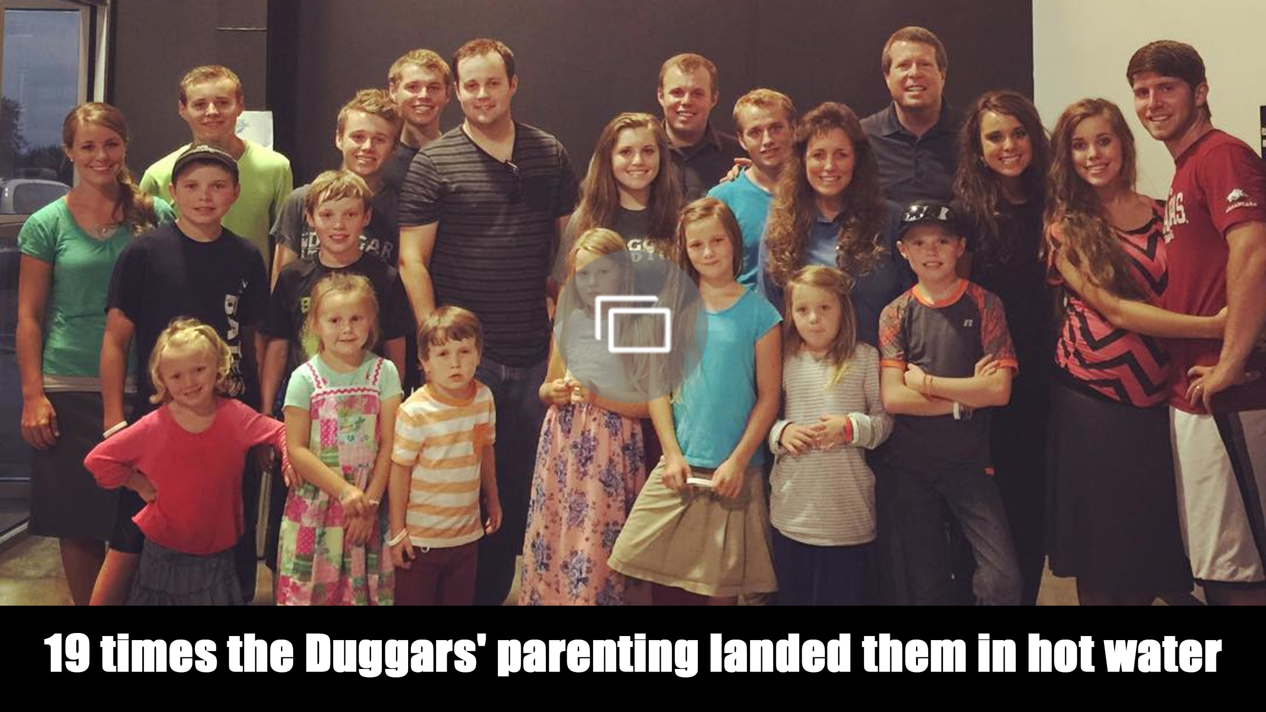 duggar parents