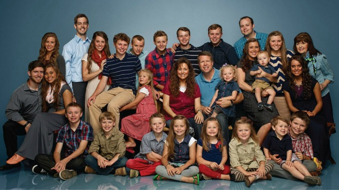 Research on the Duggars' lifestyle and