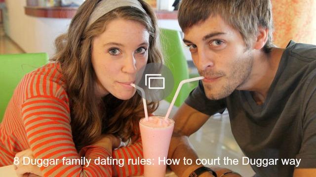Duggars dating slideshow