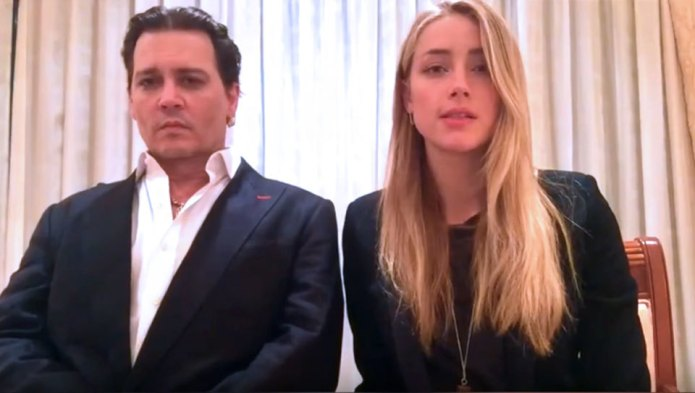 Johnny Depp's strange dog apology video