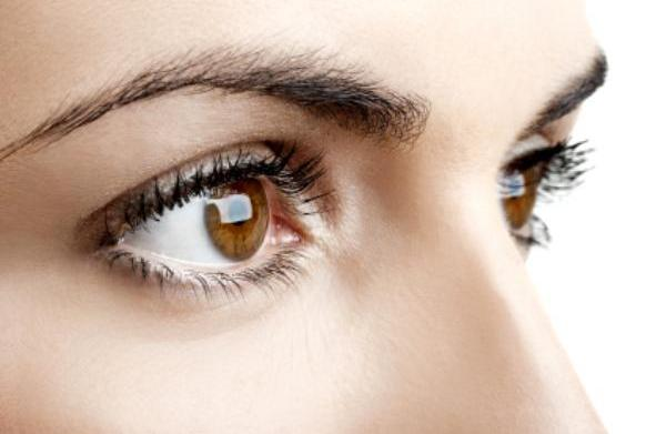 Anti-aging eyebrow lifting exercises