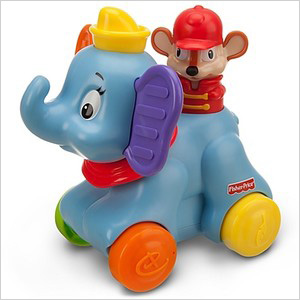 Disney's baby Dumbo