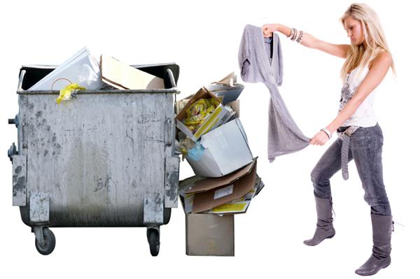 Dumpster Diving