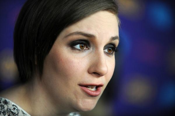 Leah Dunham Golden Globes