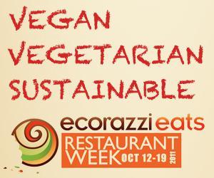 Ecorazzi Eats Restaurant Week