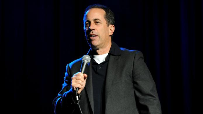 Jerry Seinfeld's self-diagnosis is a hallelujah