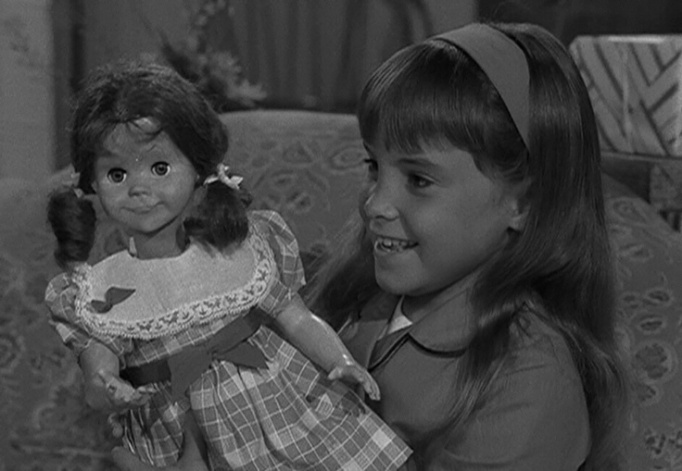 Twilight Zone episode about a talking doll