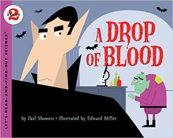 book about blood