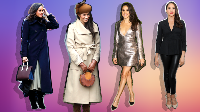 45 Meghan Markle Outfits That Prove