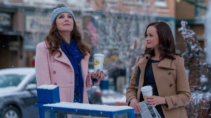 Give the gift of Gilmore Girls