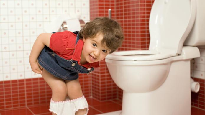Tales from the potty training trenches