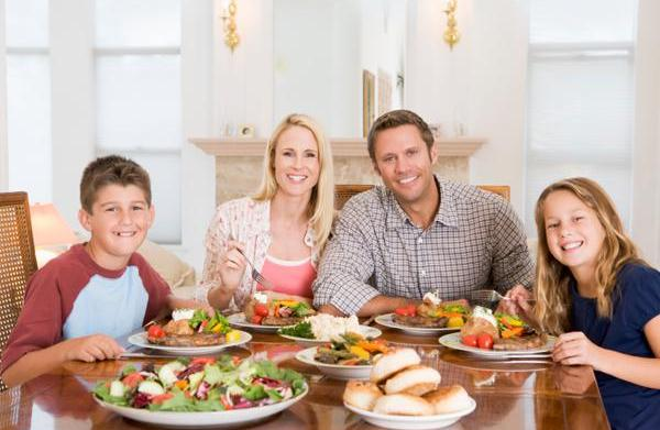 Dining in with Homestyle Stock