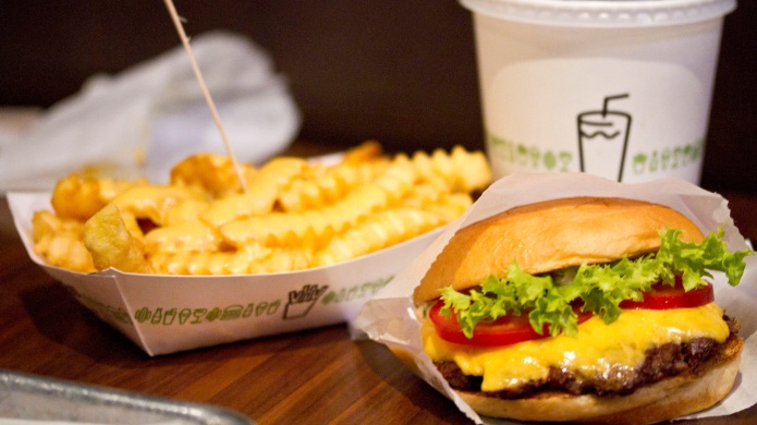 Shake Shack is coming to Los