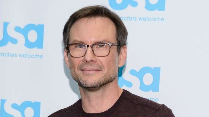 Christian Slater's dad is struggling to