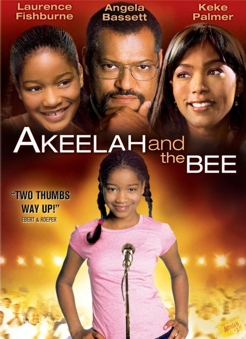 'Akeelah and the Bee' movie poster