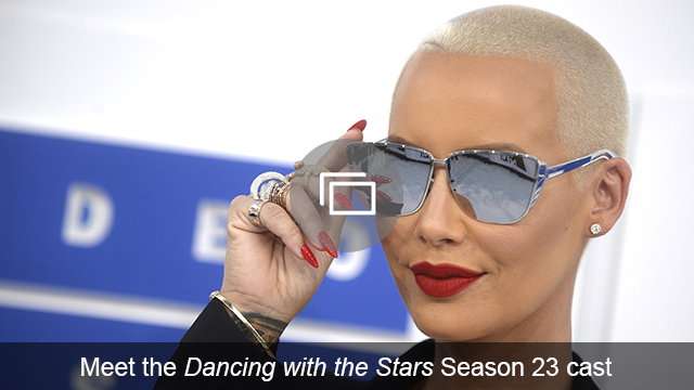 DWTS Season 23 cast slideshow