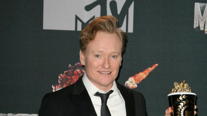 Conan O'Brien saves family home from