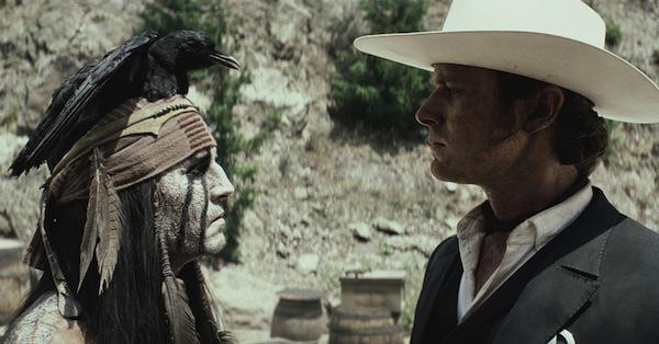 Hot trailer: The Lone Ranger brings