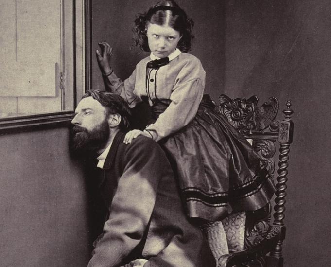 Thomas and May Barker
