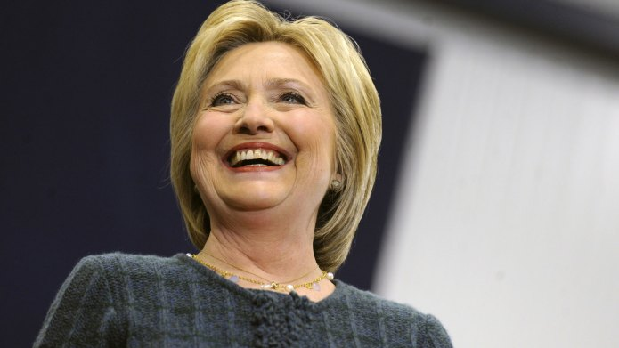 I don't have to love Hillary
