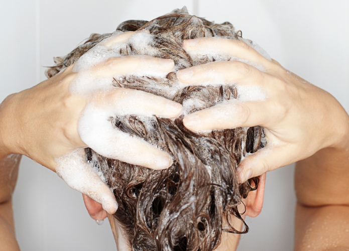 How shampoo can damage your hair