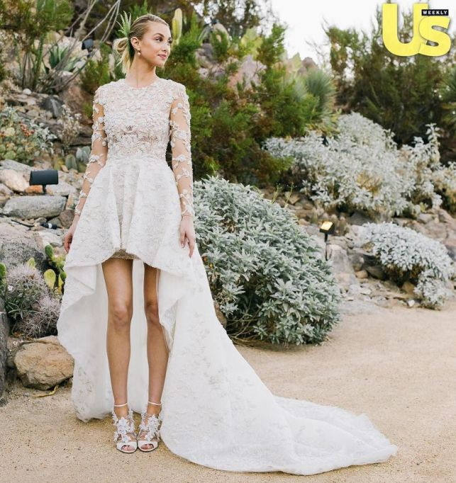 Celebrity Who Wore Unconventional Wedding Dresses: Whitney Port | Celebrity Weddings