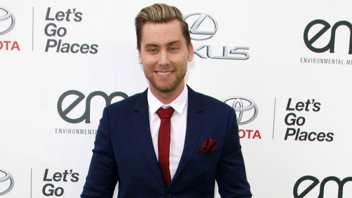 Lance Bass reveals there are secrets