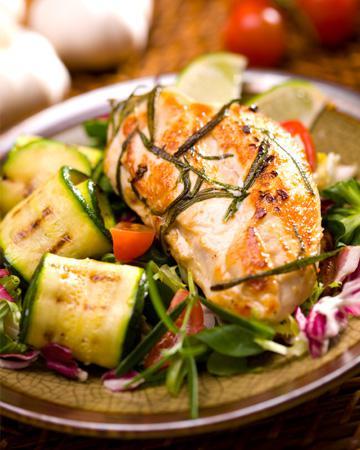 Warm salad recipes