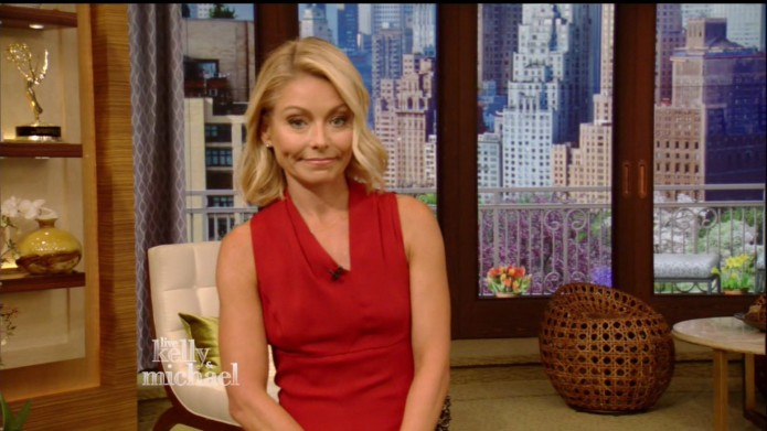 Kelly Ripa's 'big' Live! announcement was
