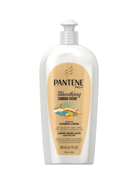 Drugstore Beauty Products Celebrities Genuinely Love | Pantene Smoothing Combing Creme