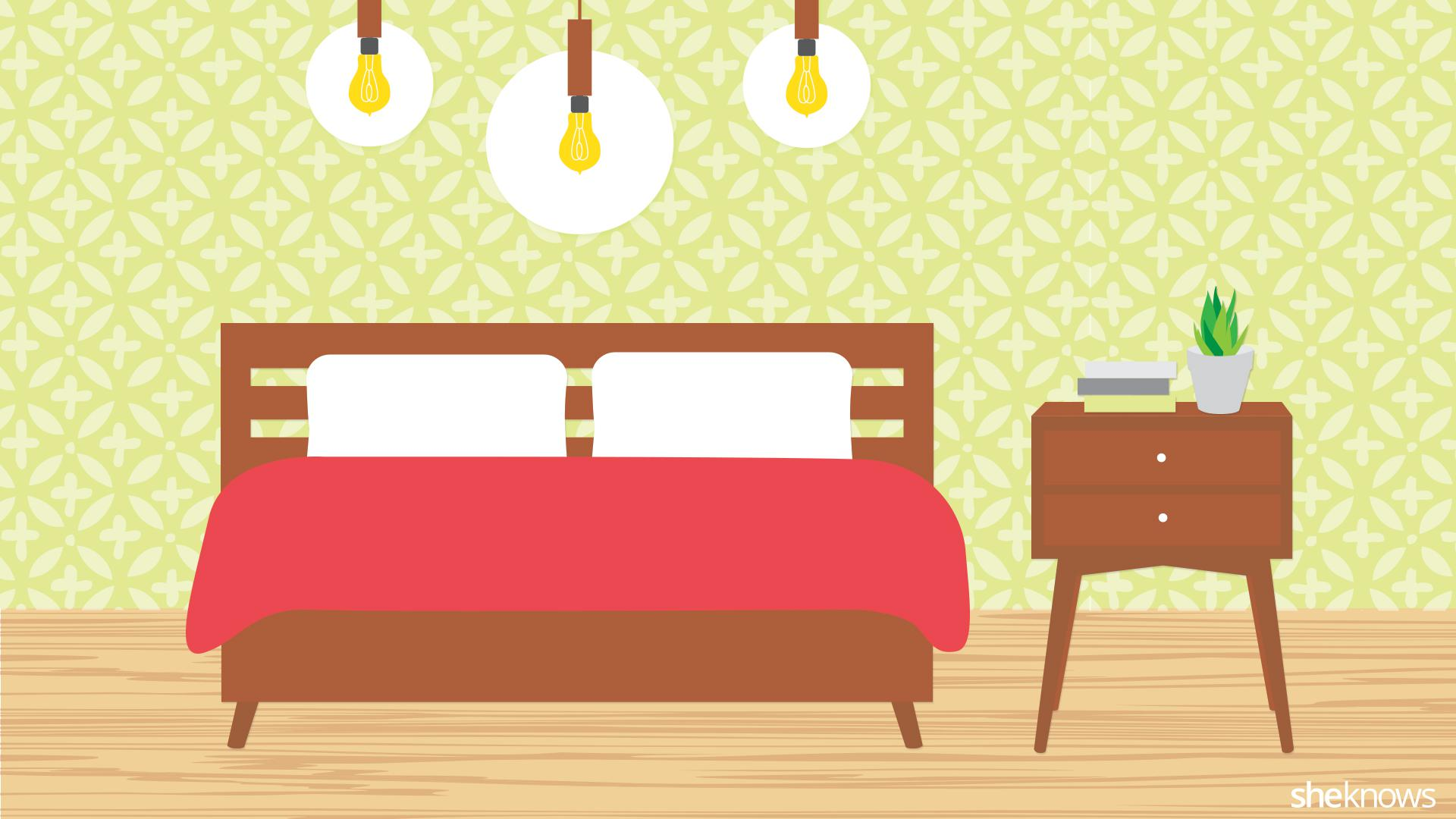 Smart Bedside Lighting Ideas That Save Nightstand Space