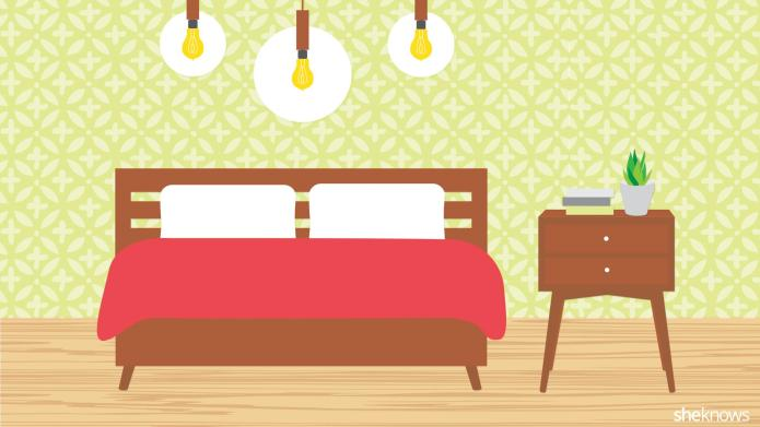 Smart bedside lighting ideas that save