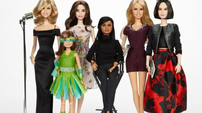 Barbie's 'Shero' dolls inspired by celeb