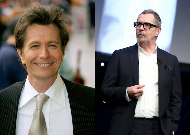 'Harry Potter' Cast: Then & Now: Gary Oldman
