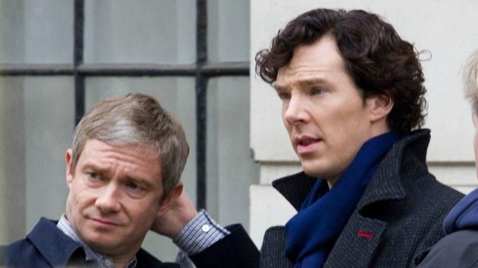 Sherlock has broken the internet —