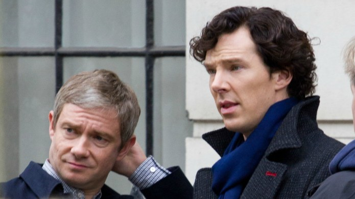 Sherlock has broken the internet —