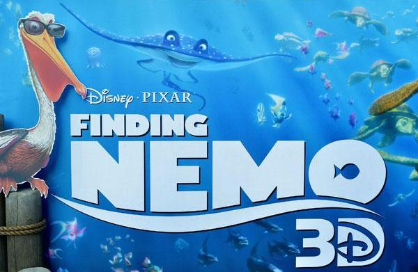 Finding Nemo swims its way back