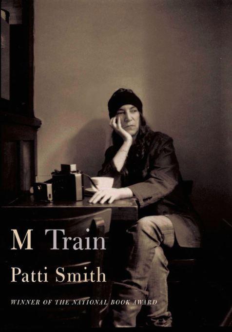 M Train book cover