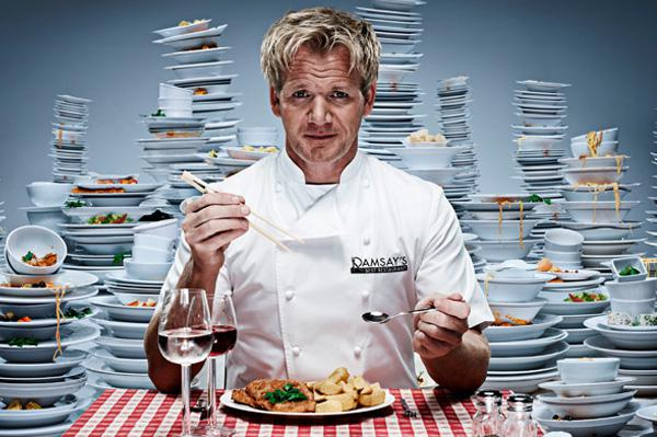 """Ramsay's Best Restaurant"