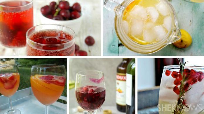16 Fresh and fruity sangria recipes