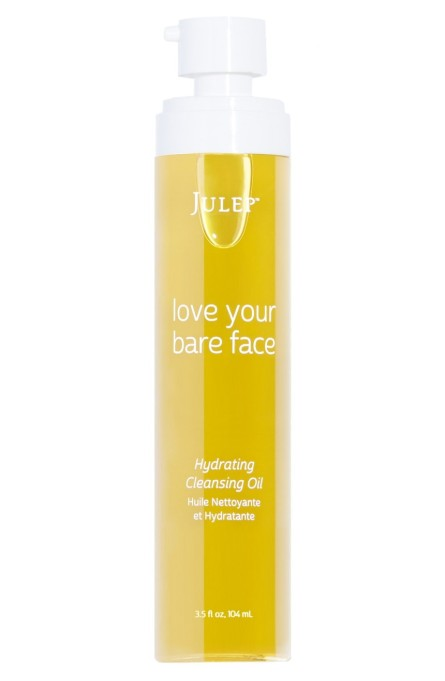 Meet Cleansing Oils: Julep Love Your Bare Face Hydrating Cleansing Oil | Skin Care 2017