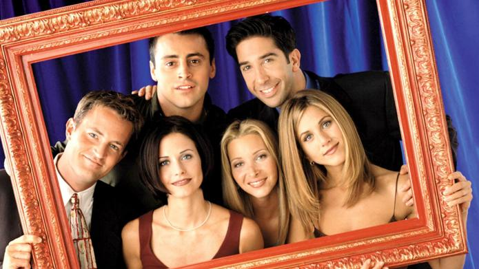 Friends 20th anniversary GIFs: How you