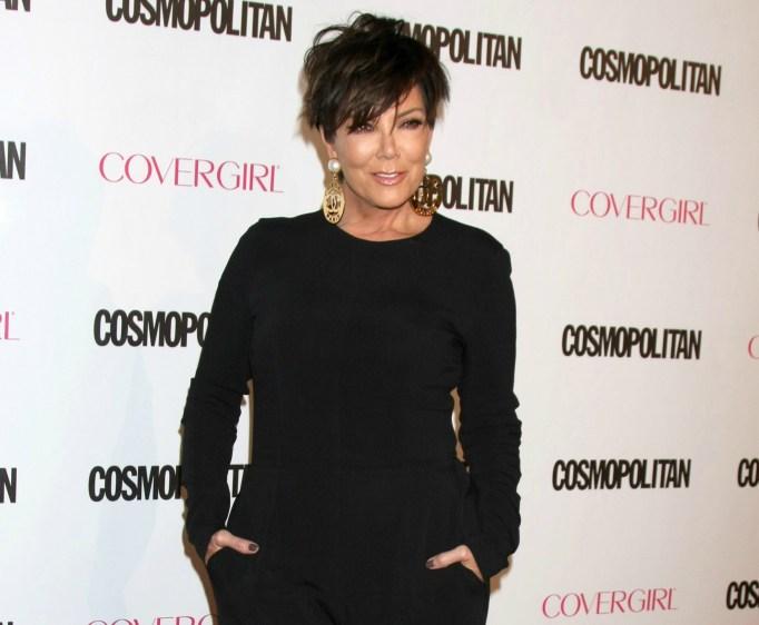Kris Jenner in 2015