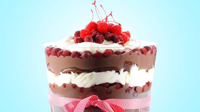 Trifle is the ultimate easy, no-bake,
