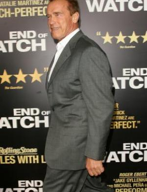 Arnold Schwarzenegger opens up about his