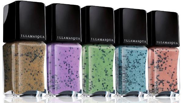 Illamasqua Spring Nail Lacquer Review